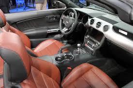ford mustang convertible interior. Modren Convertible 2015 Ford Mustang GT Convertible Interior With Convertible Interior T