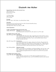 Colorful Craigslist Resume Section Adornment Documentation