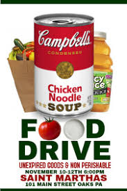 Food Drive Posters 940 Food Drive Customizable Design Templates Postermywall