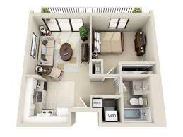 1 bedroom studio apartments. magnificent 1 bedroom studio apartment floor plan and apartments e