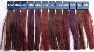 Pin By Chetan Velis On Colour Chart Vibrant Red Hair