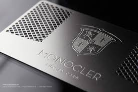 Stainless Steel Business Cards Stainless Steel Business Cards Rockdesign Luxury Business