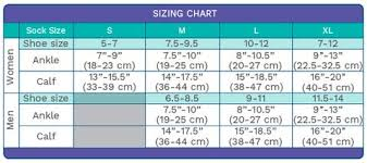 Calf Measurement Chart How To Measure Compression Socks For Best Fit Dr Segals