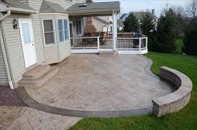 concrete slab patio makeover. Wonderful Makeover Concrete Slab Patio Makeover Makeover For Concrete Slab Patio Makeover