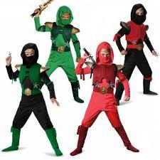 Ninja Suit Size Chart Ninja Costume Kids Ninjago Halloween Fancy Dress