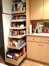 diy pull out pantry shelves slide out kitchen pantry slide out pantry hardware cabinet pull out