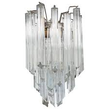 petite crystal chandelier by camer for
