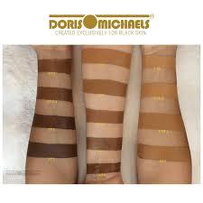 Iman Foundation Chart Colourmatch Doris Michaels Cosmetics