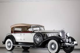 1933 Imperial Sport Phaeton <b>LeBaron</b> retro car HC035 custom fabric ...