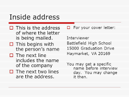 A Cover Letter Begins With Cover Letter Goal To Convince The Employer To Invite You For An