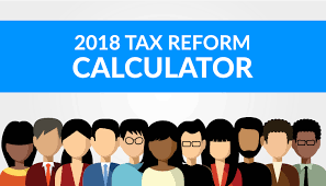 2018 Tax Calculator How Will Tax Reform Affect You