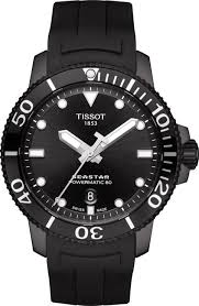 Tissot Watch Seastar <b>1000</b> Powermatic <b>80</b> #add-content #bezel ...
