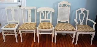 dining table and chairs of used post