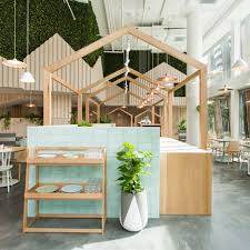 architecture houses interior. Biasol Design Studio Adds Booths With Pitched Roofs To Melbourne Restaurant Architecture Houses Interior