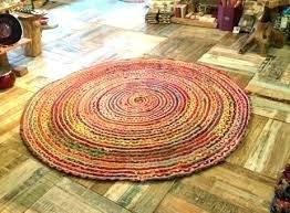 circle rug target 4 round jute rug round jute rug photo 4 round braided gray jute