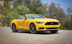 2015 ford mustang convertible. 2015 ford mustang gt convertible slide 1