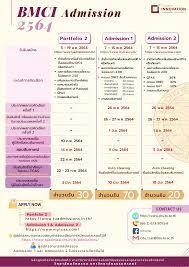 BMCI_เกณฑ์การรับ - รอบ3 - วิทยาลัยนวัตกรรม
