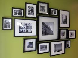 office wall frames. how to ikea ribba frame gallery wall another potential layout for my office frames 2