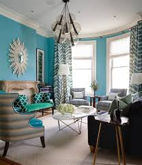 Turquoise Interior Design Decor