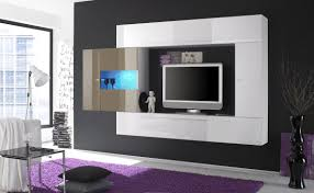 Small Picture Living Room Glossy Modern Furniture Images Wall Units For Flat