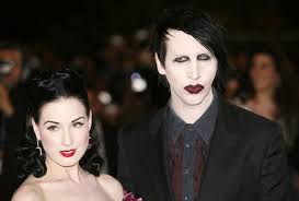 Dita Von Teese addresses abuse allegations against ex-husband Marilyn Manson