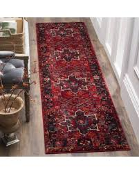 2x8 runner rug. Safavieh Vintage Hamadan Traditional Red/ Multi Runner Rug - 2\u0027 X 8\u0027 ( 2x8 L