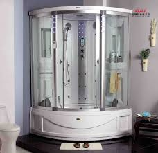 Best Images About Enclosed Shower Steamer On Pinterest - Bathroom with jacuzzi and shower
