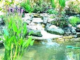 landscape ponds and waterfalls 9 awesome pond waterfall ideas small garden backyard images d kit pictur small pond waterfall backyard