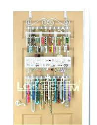 jewelry organizer ideas closets jewelry organizer excellent earring storage ideas for organizing creative hanging homemade