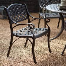 Cast Aluminum Patio Chairs for Lovable Cast Aluminum Patio Furniture