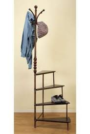 Shoe And Coat Rack Adorable Coat Racks Amusing Rack Shoe And Storage For Ideas 32 Within 32