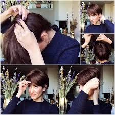 Krátke Chic Vlasy Aj Bez Strihania Falošný Pixie účes Si Zamilujete
