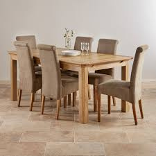 oak dining room sets. 5ft Dining Table Sets Oak Furniture Land. View Larger Room