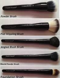 coastal scents brushes. coastal scents 22 piece brush set brushes