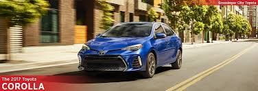 New 2017 Toyota Corolla Features & Specifications - model research ...