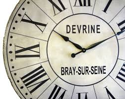 exellent clocks 36 inch french tower large wall clock replica antique style roman numerals big 15800 via in diameter clocks c