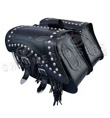 motorcycle leather saddlebags c29c
