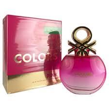 Shop <b>Benetton Colors Pink</b> Women's 2.7-ounce Eau <b>de</b> Toilette ...