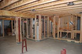 Marvelous Design Framing Basement Walls Cool How To Finish A - Finish basement walls