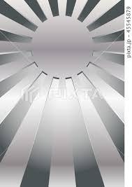 背景素材太陽日本国旗旭日旗日の丸光放射集中線日の出日の入り