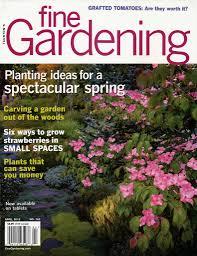 fine gardening magazine. Fine Gardening Finegardening Inside Fine Gardening Magazine