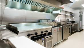 Kitchen Design For Restaurant Impressive Inspiration