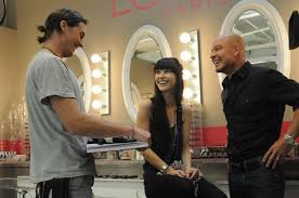 the opportunity to sit down with celebrity makeup artist collier strong you probably recognize him from the tv show project runway at a l oreal paris