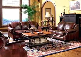 brown leather loveseat and chair dark brown tone leather sofa love furniture monterrey brown italian leather