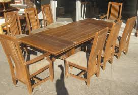 uhuru furniture collectibles sold ethan allen dining table