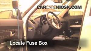 2010 2013 kia soul interior fuse check 2012 kia soul 2 0l 4 cyl interior fuse box location 2010 2013 kia soul