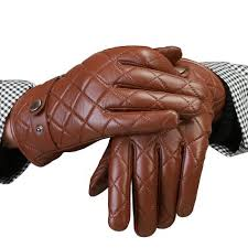 Quilted Racing Gloves & Most Wanted Affordable Style – October 2013 & Mens Quilted Leather Gloves - The New Quilting Design Adamdwight.com