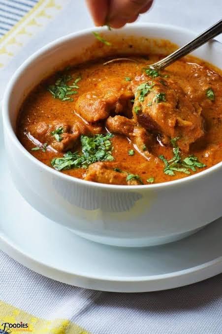 Bone less Chicken curry