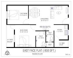 850 sq ft indian house plan lovely 700 plans