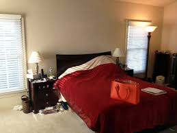 A Red Moroccan Inspired Bedroom Before After The Anatomy Of  Masterbedroombefore